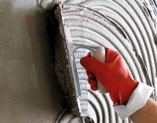 Come posare a rivestimento il gres porcellanato spessore sottile