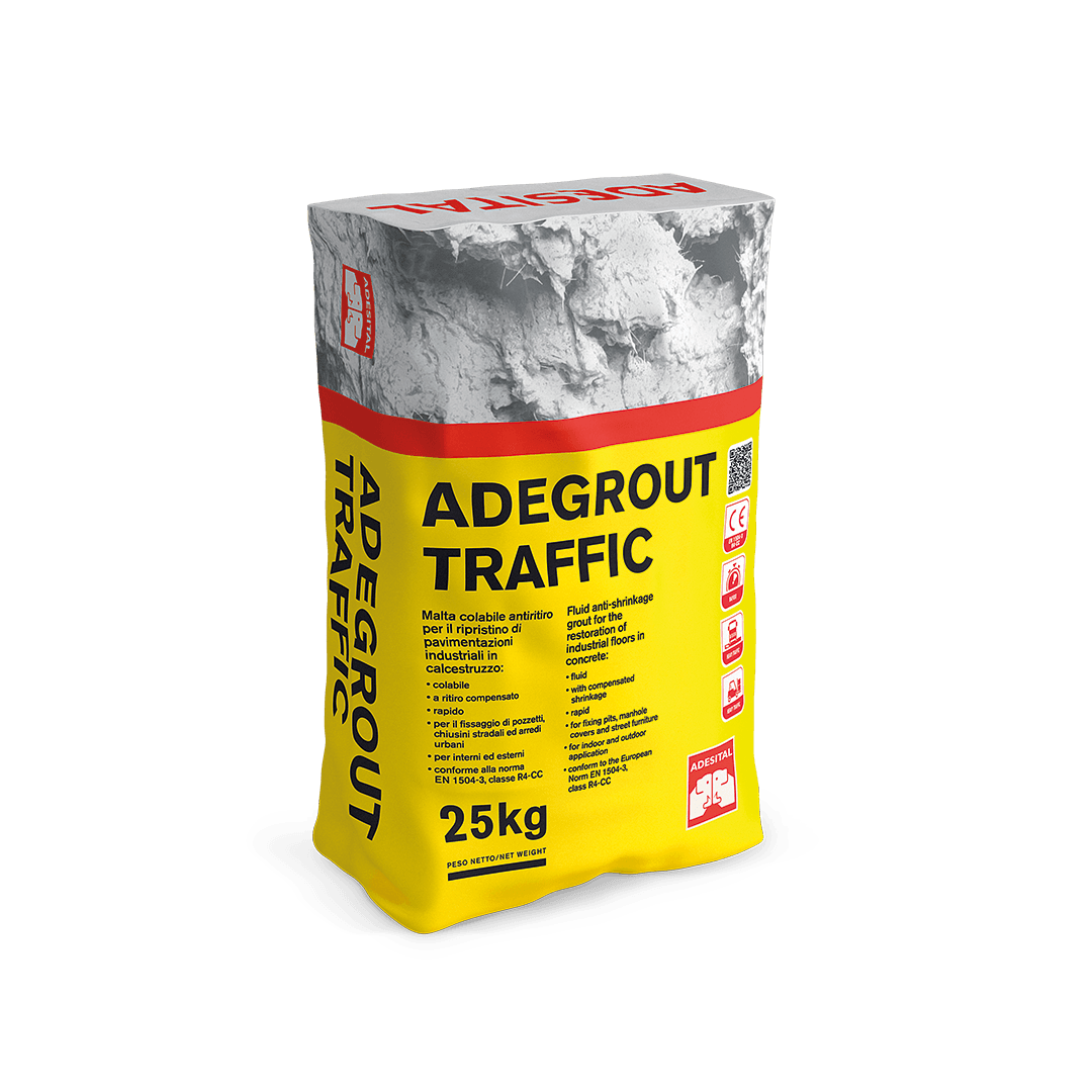 ADEGROUT TRAFFIC